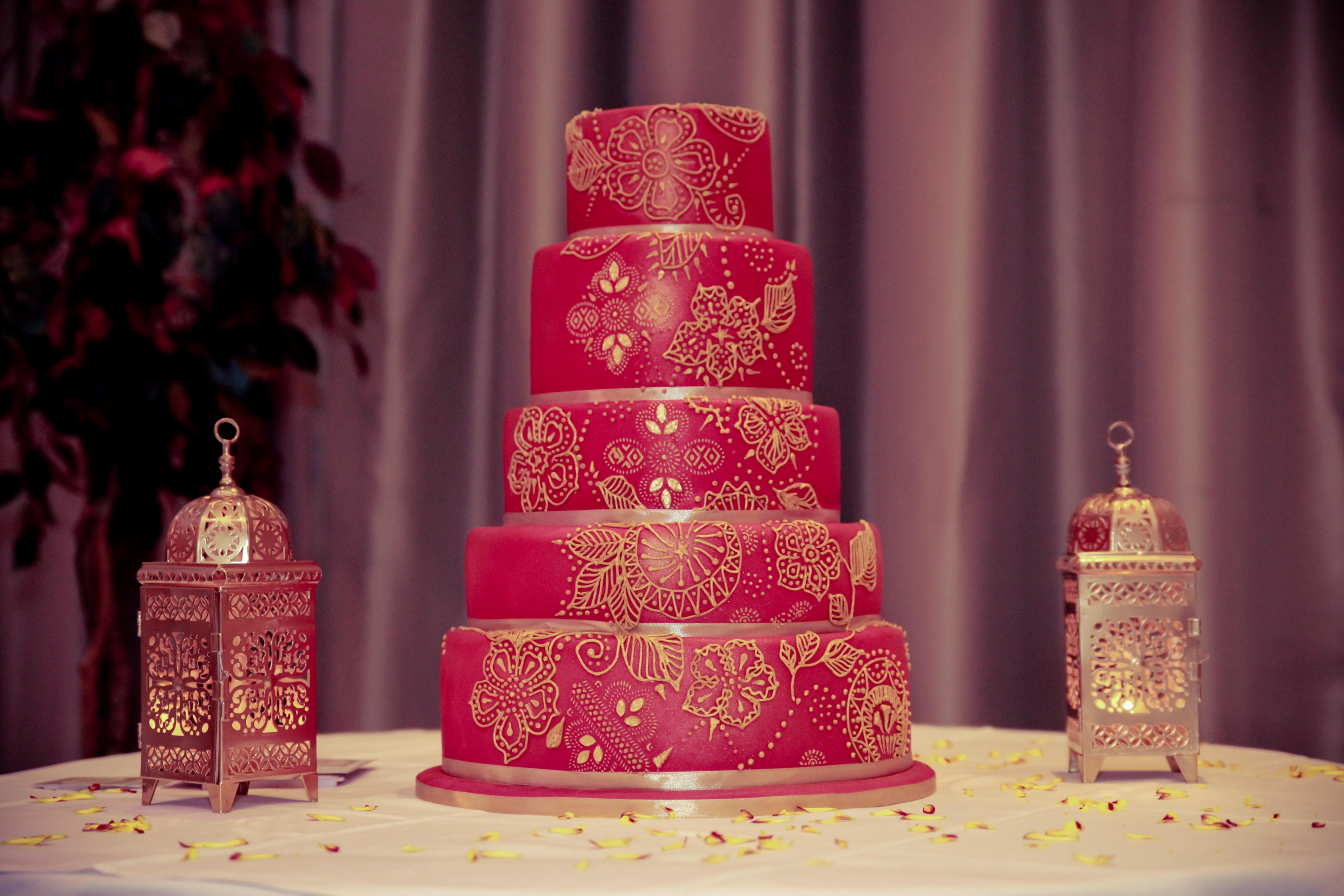 Cake For Mehndi Ceremony : Mehndi cake jamie bakes cakes